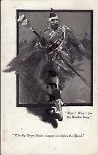 Military Art Drum Major 14th London Regiment London Scottish 1912