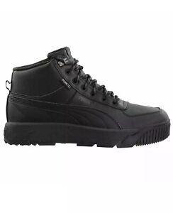 Puma Tarrenz SB PURE-TEX  Casual Boot Black  Men's Size 12  370552-01