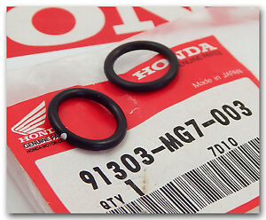 HONDA XR500/R XL500S/R XR350R XR250/R XR200/R TIMING INSPECTION PLUG 0-RINGS QT2