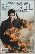Angel After The Fall Season 6 #16 comic book Tv show series Joss Whedon