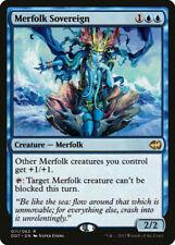MTG Rare - Merfolk Sovereign x1 NM - Core Set M11