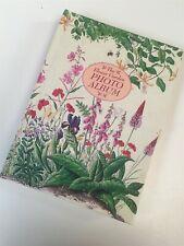 The Flower Garden Photo Album Hardback BOOKS