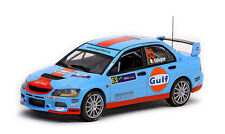 1/43 Mitsubishi Lancer Evo IX  Gulf Rally Ireland 2009  S.Gallagher