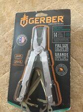 SEALED Black Gerber MP600 30-000453 Multi-Tool w/Needlenose Pliers & Sheath NEW