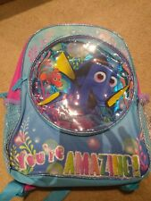 NWT Finding Nemo Dory Backpack