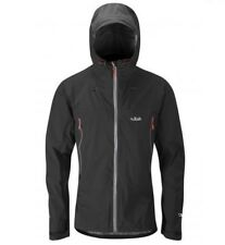 Rab Men's Charge Jacket Size: X Large Black