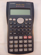 Casio FX-82MS Business/Scientific Calculator LN with Instructions