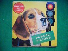 ATTENTION AUX SIGNAUX W DUGAN 1967 PERE CASTOR ALBUMS BONNE NUIT