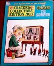 CRACKED COLLECTOR'S EDITION 7 1974 F+ RARE