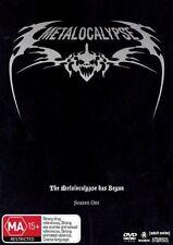 Metalocalypse Season 1 NEW R4 DVD