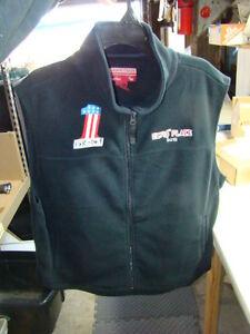 EPS16975 FXR -or- DIE! polartech vest XL Harley #1 FXRT FXRP FXRD FXLR FXRS