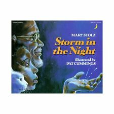 Trophy Picture Bks.: Storm in the Night by Mary Stolz (1990, Paperback)