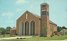 St. Francis de Sales R.C. Church-Baltimore, MD-POSTCARD