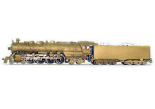 """KEY IMPORTS HO H0 BRASS Laiton Messing-Modelle """"3751"""" CLASS 4-8-4 NORTHERN"""