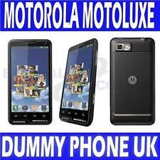 BRAND NEW MOTOROLA MOTOLUXE DUMMY DISPLAY PHONE - UK SELLER