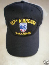 187th AIRBORNE RAKKASANS Military Cap