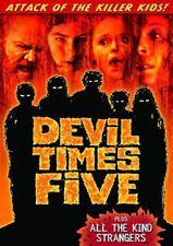 Grindhouse: Devil Times 5 / All Kind [New DVD]