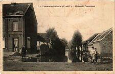 CPA LOOS-en-GOHELLE Abreuvoir Communal (376083)