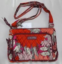 Vera Bradley Bohemian Blooms Little Hipster Crossbody Handbag Bag