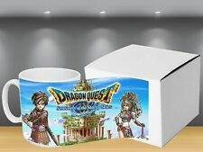 Dragon Quest 9 IX Sentinels Of The Starry Skies - Coffee MUG CUP - JRPG