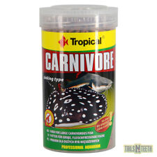 Tropical Carnivore Sinking Pellet 300g - for Large Carnivorous Fish