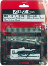 Rokuhan Z gauge R040 110mm point rail right branch 1 bottles (1 with this 110mm