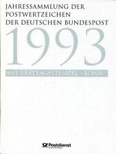 Bund Jahressammlung 1993 der Deutschen Post