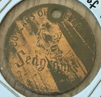 """80 Years of Seagram's"" Token - Toned"
