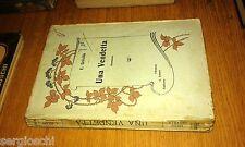 E. GREVILLE-UNA VENDETTA-SALANI EDITORE-1931-SR90