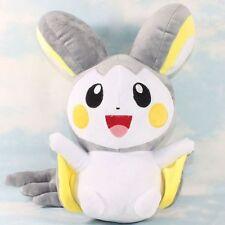 Pokemon Emolga plush Toy Cute Soft Stuffed Doll Kid Gift Big Size 30cm