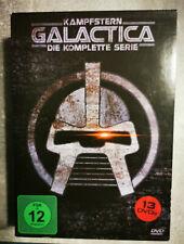 KAMPFSTERN GALACTICA Komplette Serie 1978-1980 (34 Episoden auf 13 DVD´s) TOP