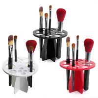 Makeup Brush Drying Rack Folding Holder Collapsible Tree Air Organizing Cosmetic