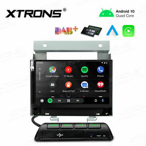 """7"""" Android 10 Car GPS Stereo Radio Quad Core 2+16GB for Land Rover Freelander 2"""