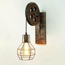 Retro Lamp Lifting Pulley Wall Light Room Restaurant Aisle Corridor Cafe Bra