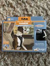 Medium Kurgo TRU-FIT SMART DOG CHEST PLATE HARNESS + Car Seat Belt Loop Medium