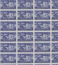 US full mint sheet of 50 #1026 1953 GENERAL GEORGE S. PATTON MNH OG