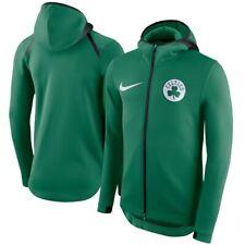 $150 Nike Boston Celtics Therma Flex Showtime Hooide Men's M Green 940114-312