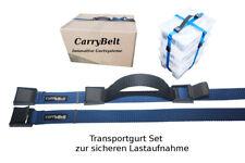 """Paketgurt - Tragehilfe """"Metz Pro"""" - Tragegriff Spanngurt Tragegurt CarryBelt"""