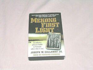 Mekong First Light Audiobook Joseph W Callaway Cassette