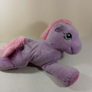 Rare My Little Pony Soft Toy G3 2004 Sweet Song Large Plush Pony Hasbro Teddy
