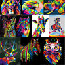 5D DIY Rainbow Animals Diamond Painting Embroidery Cross Stitch Kit Mosaic Craft