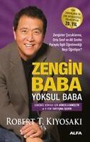 Zengin Baba Yoksul Baba Robert T. Kiyosaki (Yeni Türkce Kitap)