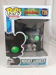 Movies Funko Pop - Night Lights - How to Train Your Dragon - No. 726
