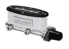 """Wilwood Master Cylinder Polished 1"""" Bore Power & Non Power Brakes High Volume"""