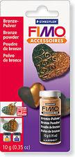 (45,50€/100g) FIMO Bronzepulver 8709 01BK 3g 1x