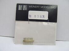 MES-48652Weinert 8267 H0 Bauteile Messing,mit Original Verpackung,