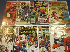 Marvel Team Up #132,133,134,135,136,137,138,139,140 Bronze age lot of 9 F to FVF