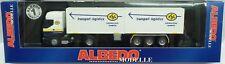 ALBEDO Nr.710053 Renault Premium 2x20ft.-Container-SZ 'ASG' - OVP
