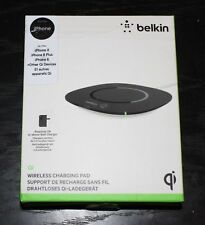 Belkin Wireless Charging Pad Qi 5W Premium Charger For iPhone 8 + Samsung s7/8/9