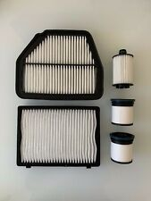 FITS CHEVROLET CAPTIVA 2011-2013, 2.2 VCDi DIESEL ENGINE FULL FILTER SERVICE KIT